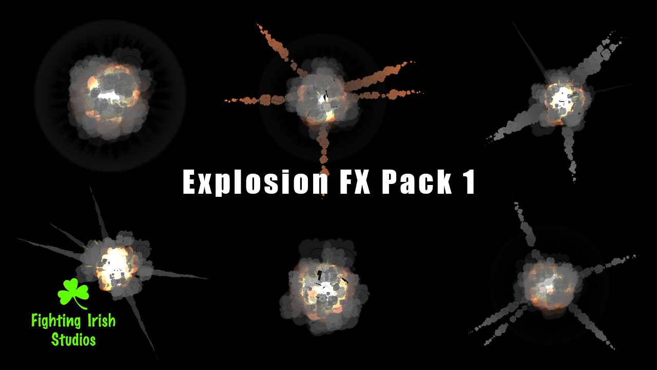FIS EXPLOSION FX PACK 1