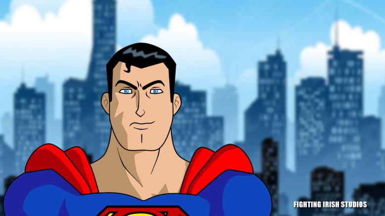 superman - Frame 1