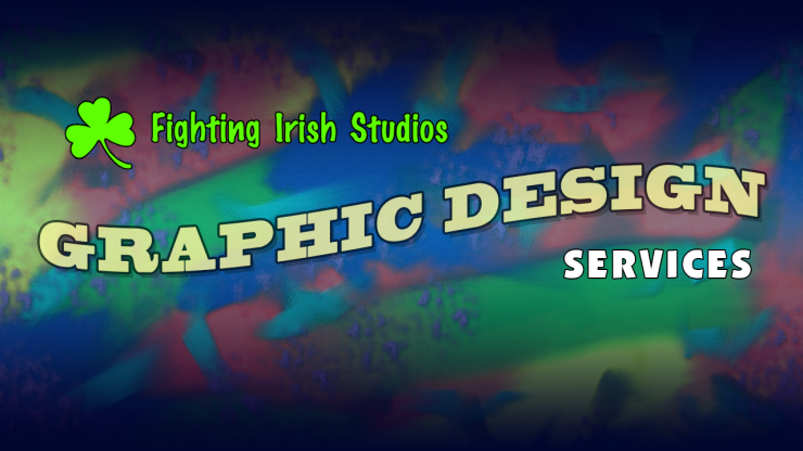 Fighting Irish Studios Graphic Design Services