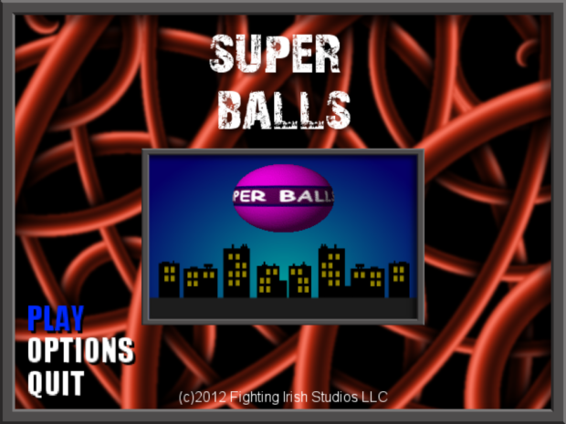 SuperBalls - Video Game and App