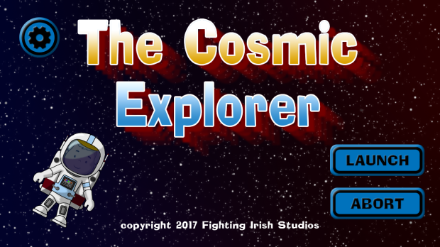 The Cosmic Explorer video game and app