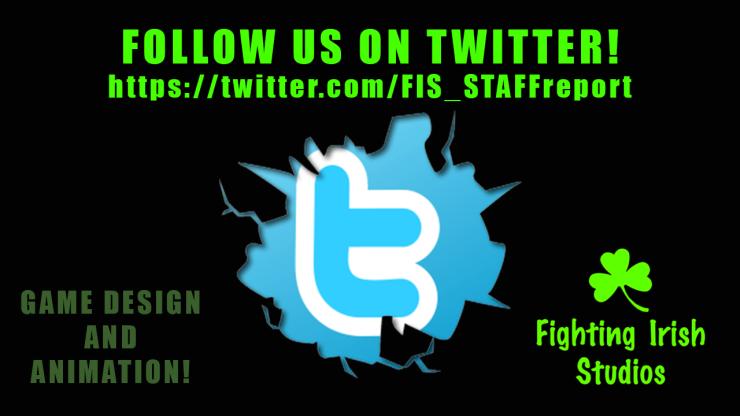 Fighting Irish Studios on Twitter