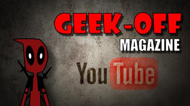 GeekOff Magazine is on Youtube
