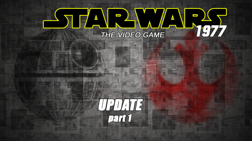 Star Wars 1977: the video game title