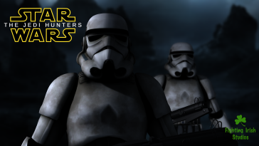 2d & 3d_animation Services Fighting Irish Studios Star Wars: The Jedi Hunters