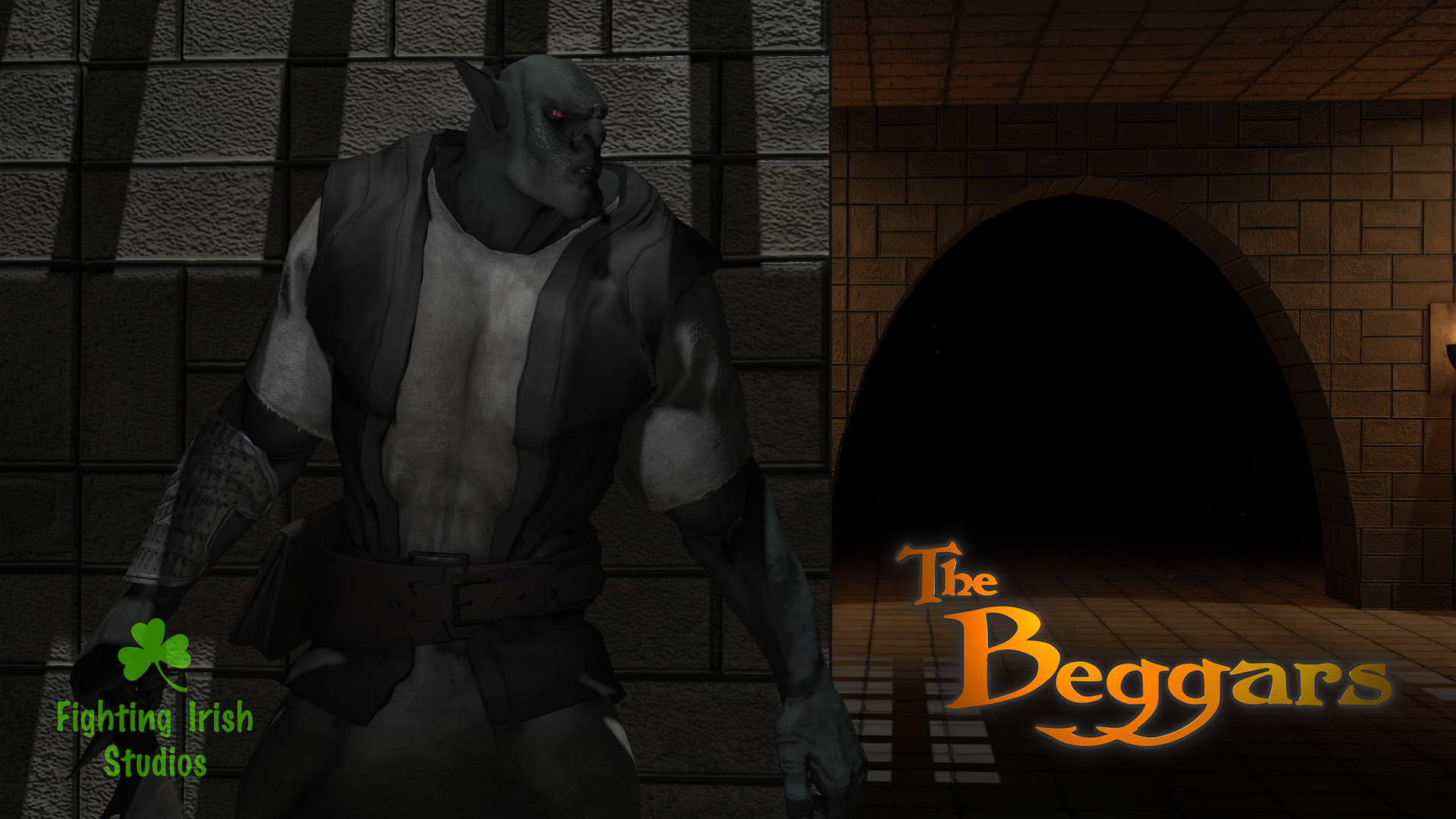 The Beggars: The Black Orc
