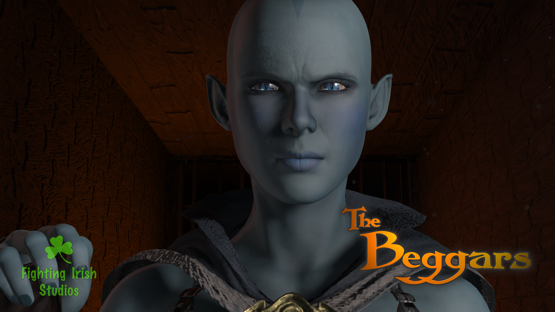The Beggars: The Blue Witch