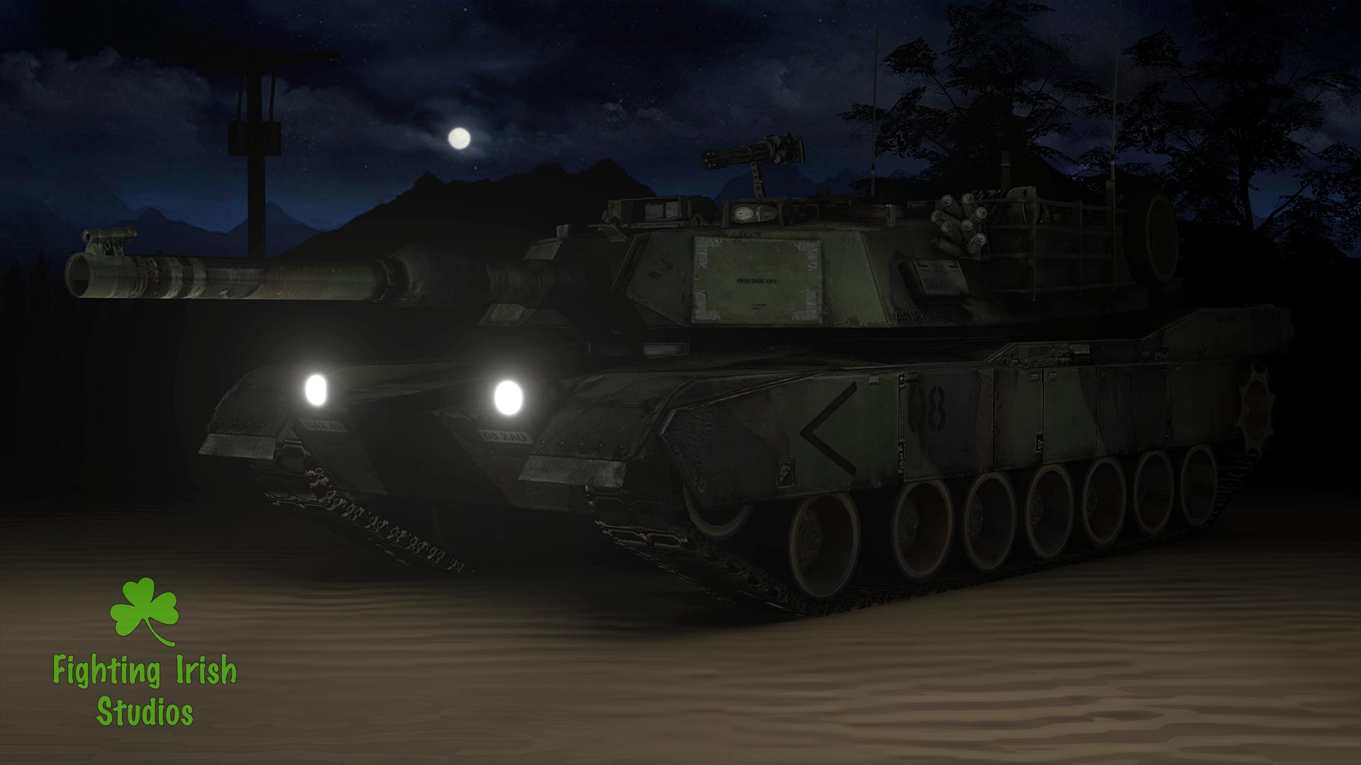 M1A1_Tank