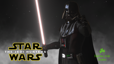 Star Wars: The Jedi Hunters by Fighting Irish Studios
