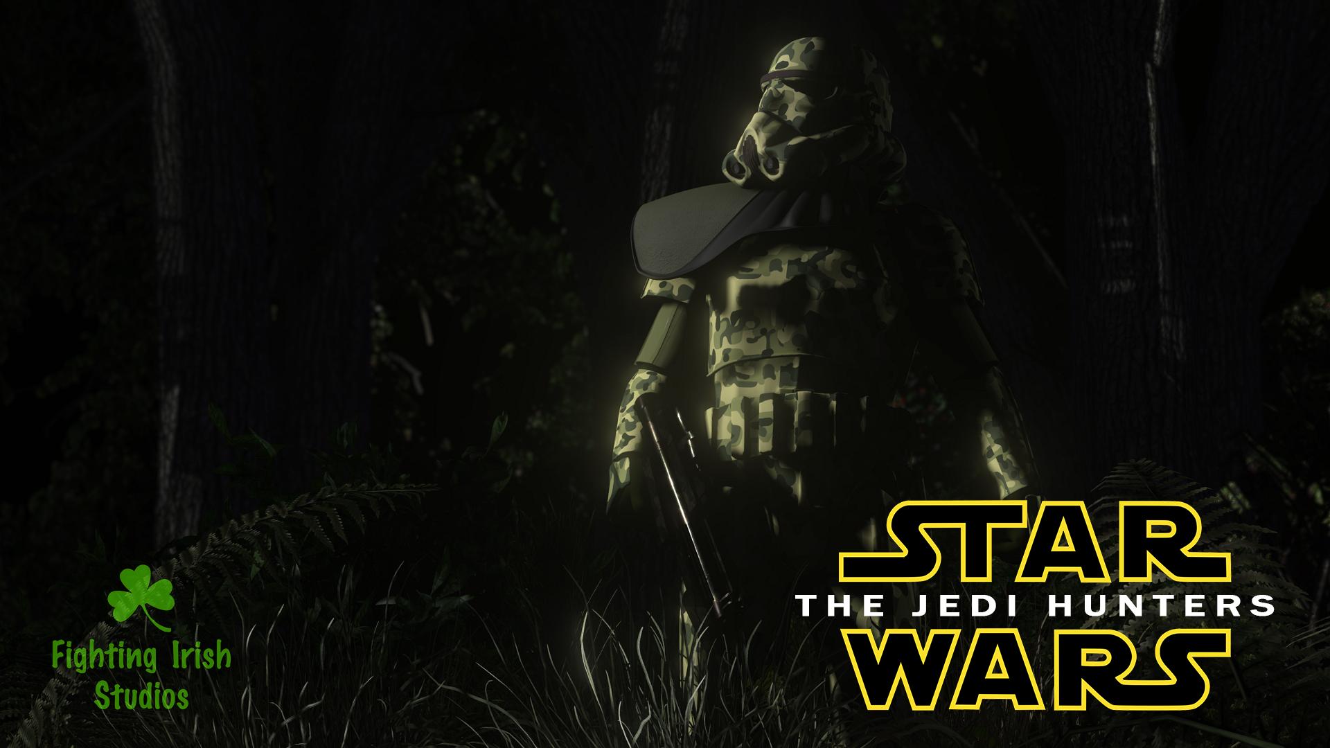 Star Wars: The Jedi Hunters by Fighting Irish Studios