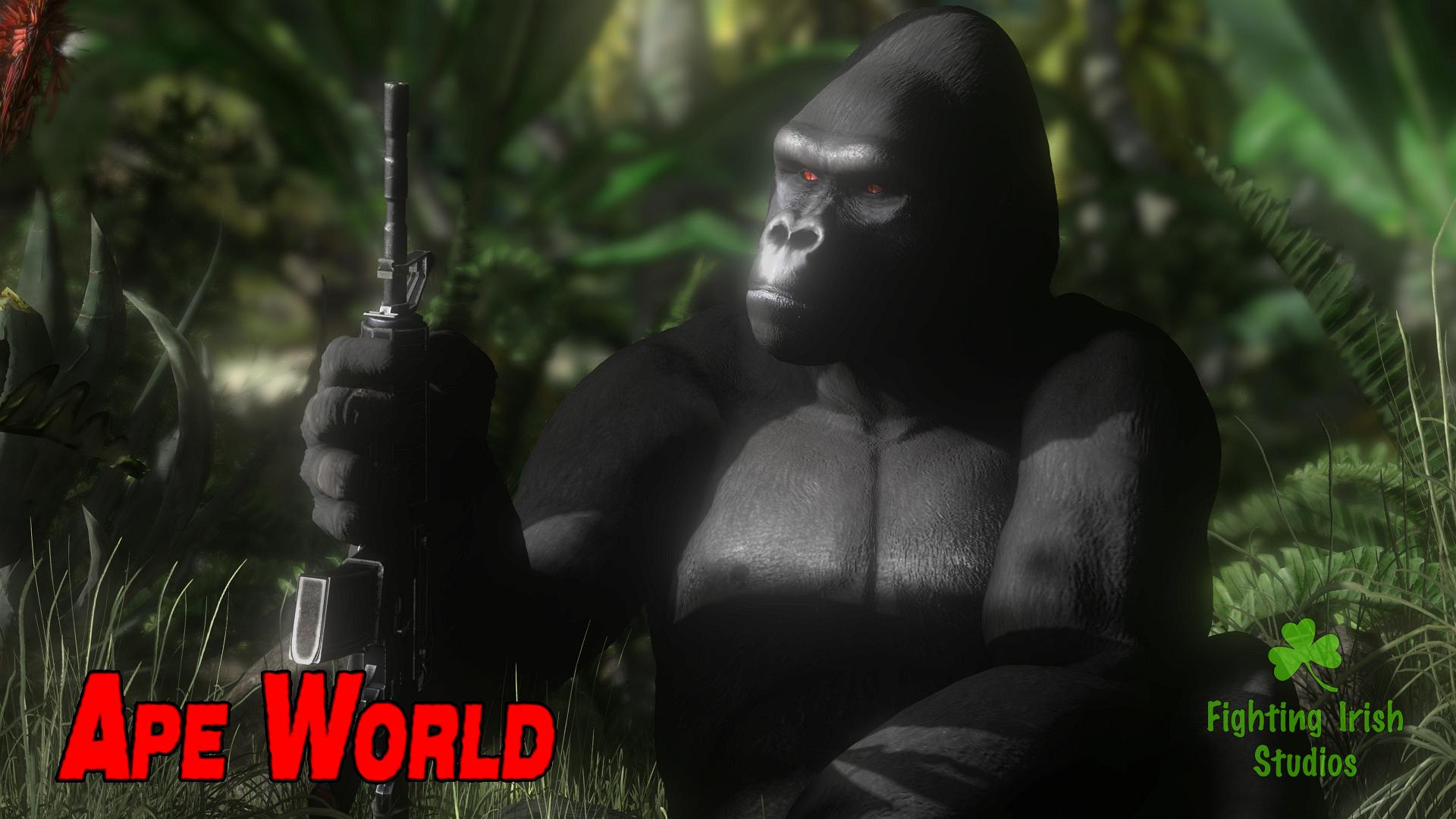 Ape World by Fighting Irish Studios