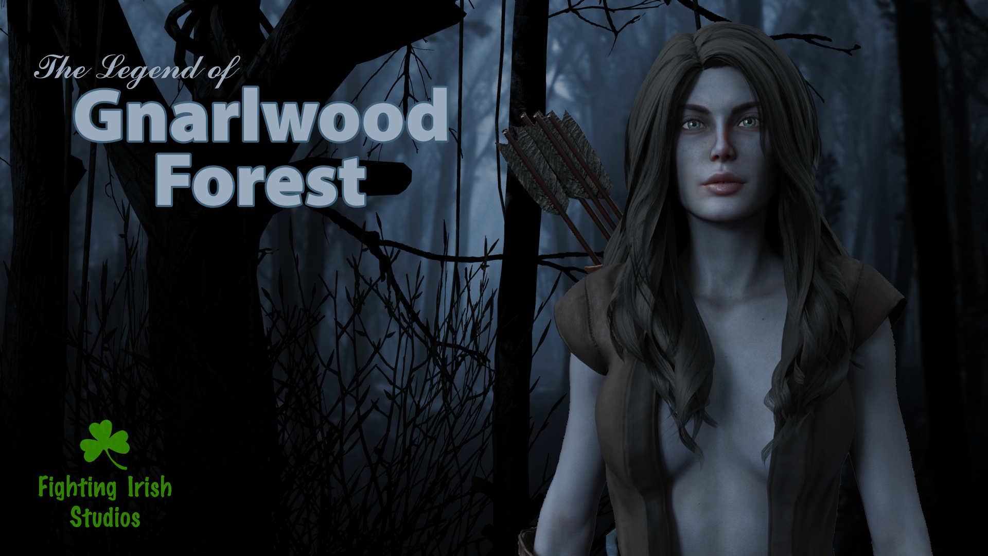 The Legend of Gnarlwood Forest by Fighting Irish Studios
