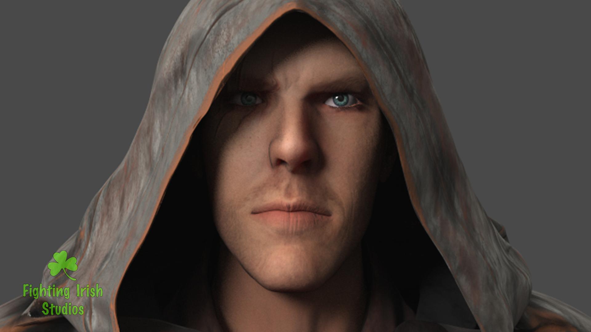 Forest Assassin — 2D & 3D animation Services Fighting Irish Studios